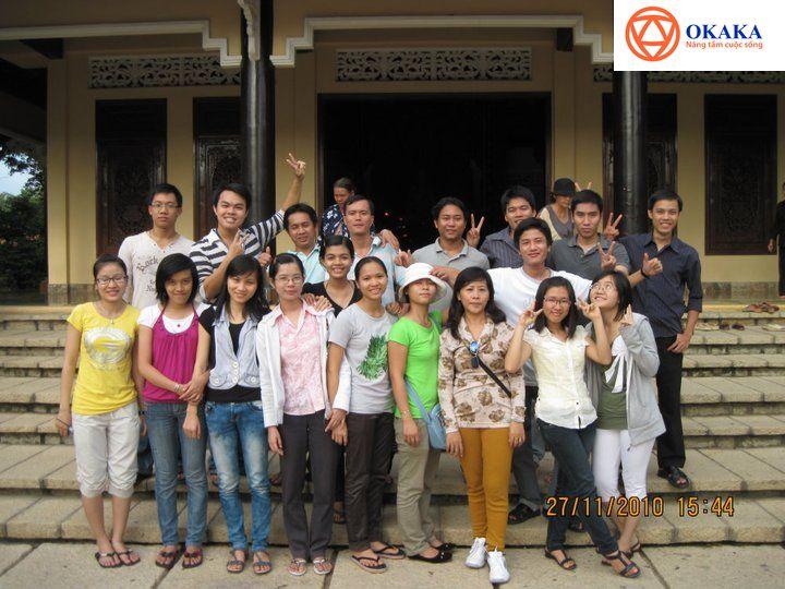 Thanh Sinh Công Damas – thời sinh viên sôi nổi