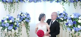 Tham gia cuộc thi chụp ảnh cưới và cơn mưa lời chúc ngập tràn