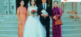 Ngày của Mẹ năm nay, tôi đã có đến 2 người mẹ để chúc mừng!